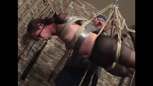 bdsm Tape and Rope Part Four