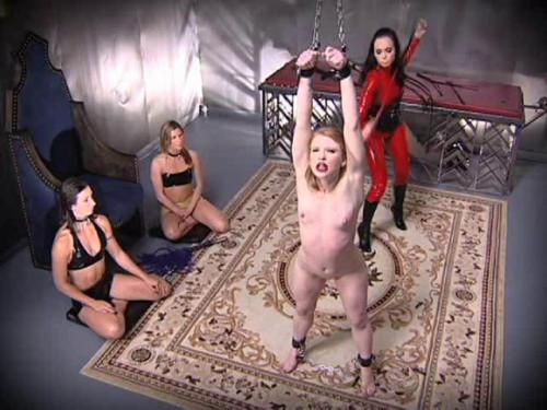 bdsm Amazing Slaves - The Bodyguards