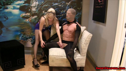 Femdom and Strapon Kinky Compromise with Ashley Fires