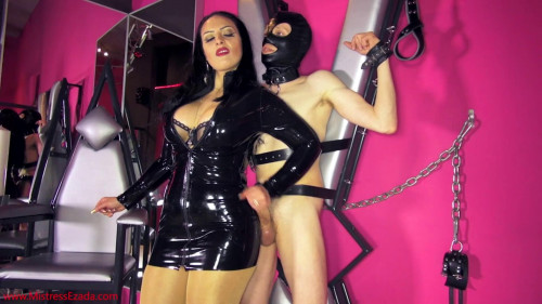 Femdom and Strapon Mistress Ezada Sinn-The first ruined and the last real orgasms