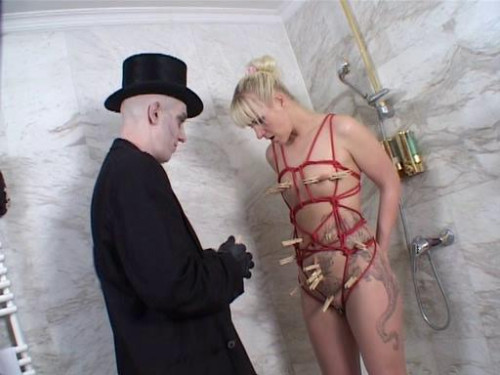 bdsm Inflagranti Schwarze Flamme - The Best Clips. Part 2.