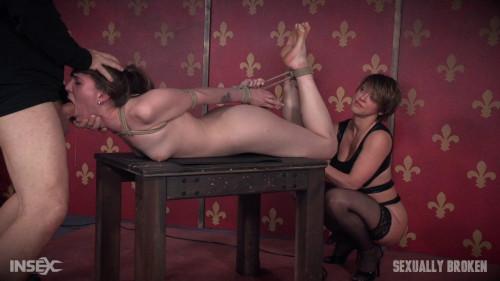 bdsm SexuallyBroken - July 08, 2016 - Sierra Cirque - Dee Williams - Matt Williams