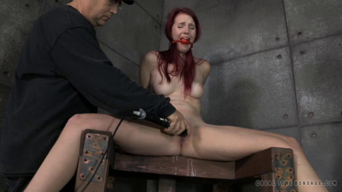 bdsm Rain DeGrey Faces the Challenging, Brutal Bondage She Was Begging For