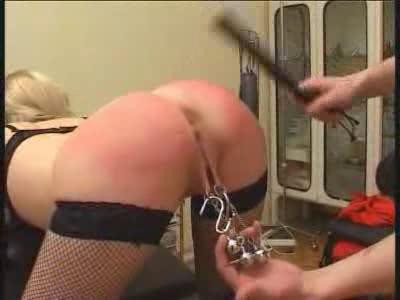 bdsm TG - Slave Christine Part 01