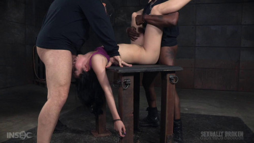 bdsm Epic deepthroat