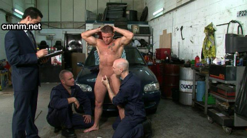 Gay BDSM Collection 2016 - Best 50 clips in 1. CMNM. Part 4.