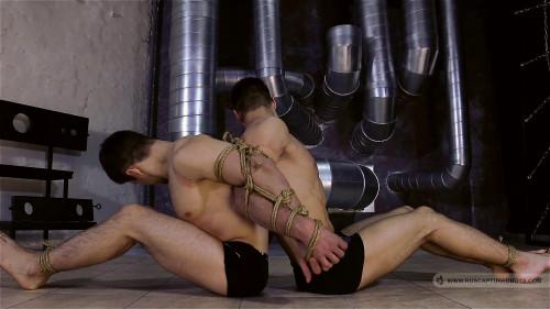 Gay BDSM Captured Secret Agents Final Part (2016)
