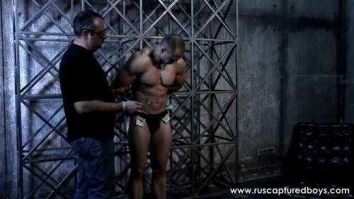 Gay BDSM Striptease Dancer Boris - Final Part
