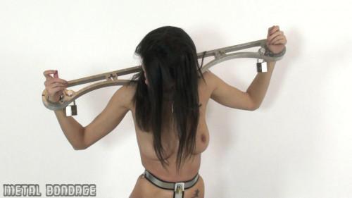 bdsm Yasmine – hardened steel chastity belt