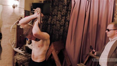 Gay BDSM Domestic slave Demyan - Part I