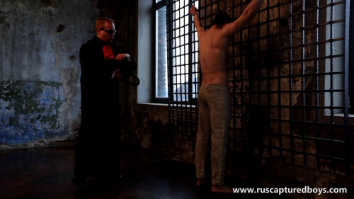 Gay BDSM RusCapturedBoys - A Fake Judge - Part I
