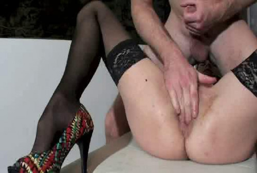 Fisting and Dildo Anal and Vaginal Fisting Orgasms