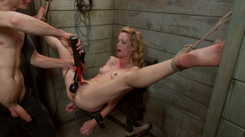 bdsm FB - 08-01-2014 - Caged Sex Slave
