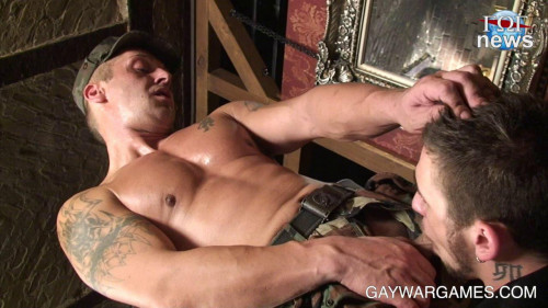 Gay BDSM Randy 2
