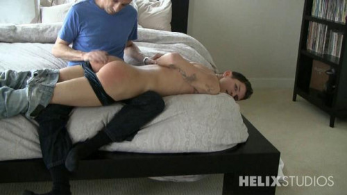 Gay BDSM Jeff Spanks Rae