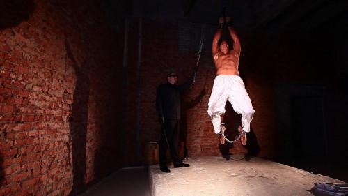 Gay BDSM RusCapturedBoys - Prisoner Dmitriy 1