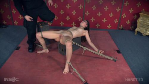 bdsm Zoey Laine - Bent Back Bondage Bitch