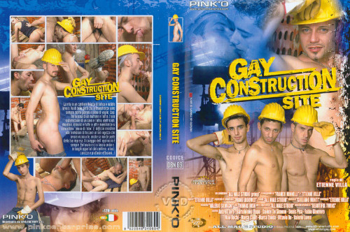 Gay construction site vol1