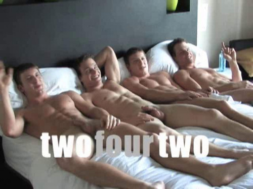 Fratmen - Two Four Two - Darren, Dustin, Jesse and Joshua
