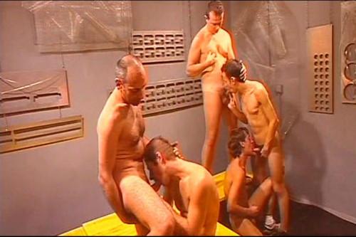[Phallus] Underwear orgy Scene #2