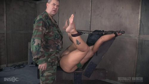 bdsm SexuallyBroken - November 21, 2016 - Syren De Mer - Matt Williams - Sergeant Miles