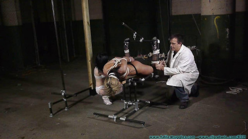 bdsm Dr. Cupcakes Gets A New Assistant Part 2