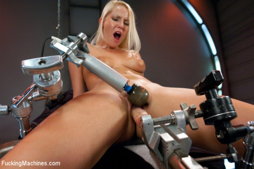Sex Machines How Long Can She Fuck For - Machine vs. Pussy