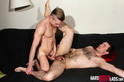 HBLads - Justin Blake & Guy Rogers (5 Mar)