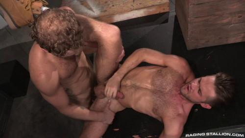 Filthy Fucks, Scene 02 - Shawn Wolfe, Mike De Marko