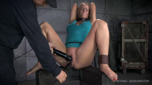 bdsm Simone Sonay and Matt Williams