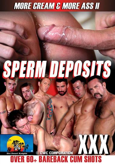 More Cream And More Ass vol.2 Sperm Deposits