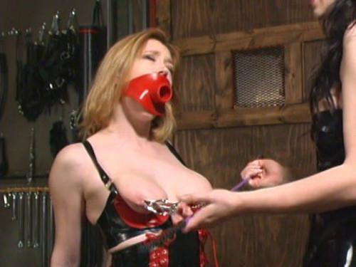 bdsm Strap - On Sluts Part 2