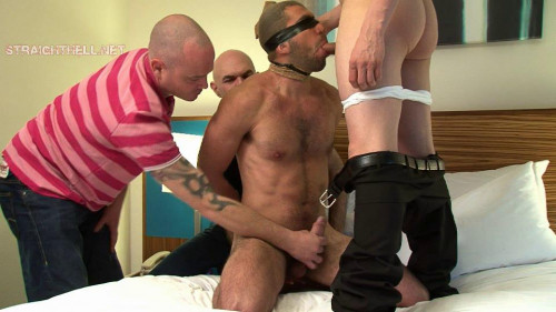 Gay BDSM Collection 2016 - Best 19 clips in 1. Gay BDSM Straight Hell 2012.