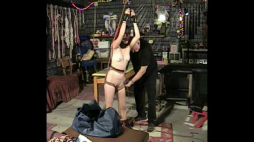 bdsm Hilary in the barn Hd