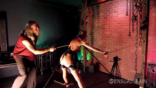 bdsm SensualPain - July 22, 2016 - 50 of 75 Lashings - Abigail Dupree