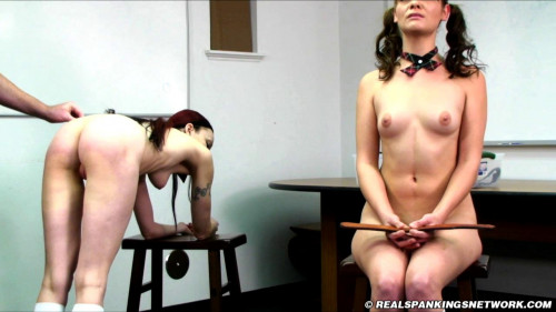 bdsm KJ and Syrena Long Hard Punishment Video 01