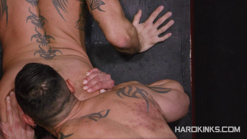 Gay BDSM HK - Brute make (Antonio and Julio)