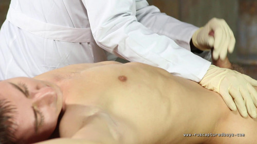 Gay BDSM Humiliated Slave Dmitry - Final Part