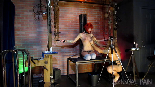 bdsm Sensualpain - Jul 19, 2016 - Dolcett Chronicles Tenderizing the Meat part 1 - Abigail Dupree