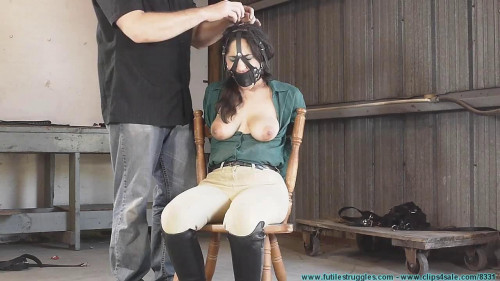 bdsm Ellen Equestrian - Leather part 4