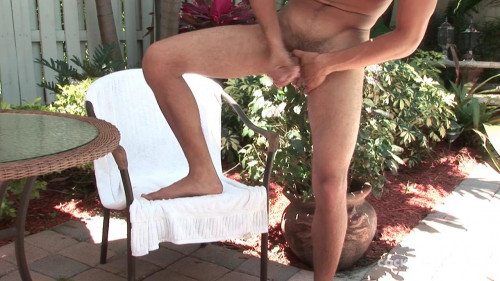 CockyBoys - Jarreds Poolside Stroke