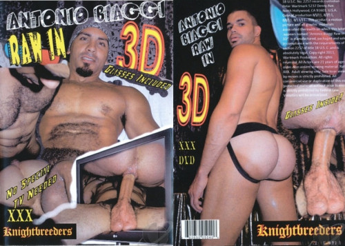 Antonio Biaggi Raw in vol.3D