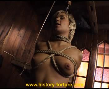 bdsm History of Torture 12 Law and Order Revenge