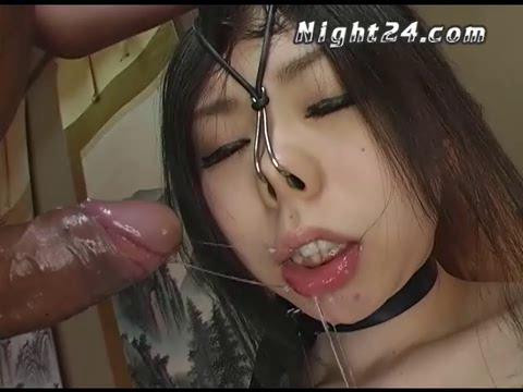 Japan hard fuck and tied