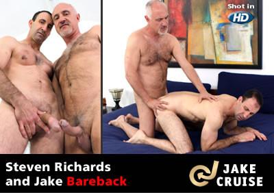Steven Richards and Jake