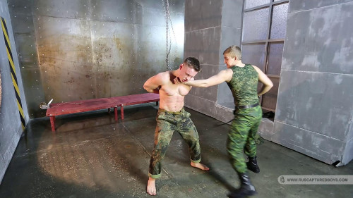 Gay BDSM The Military Story - Part I