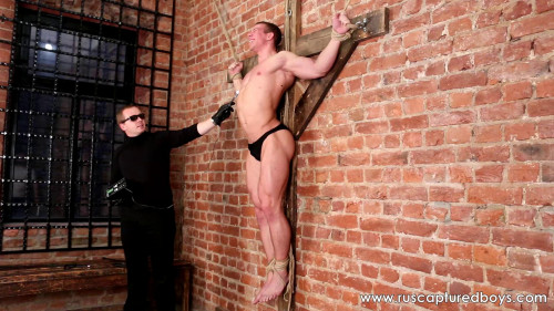 Gay BDSM Submissive slave Yaroslav - Part II
