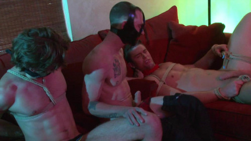 Gay BDSM A Wicked Game Episode 4 - Fucked To Be Tied