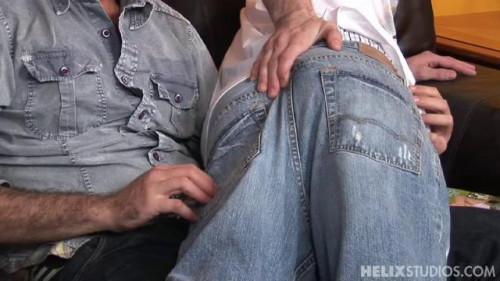 Gay BDSM Renaldo and Keegan