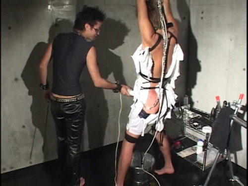 Gay BDSM Boys Slavery Training